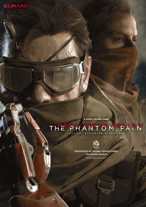 دانلود بازی Metal Gear Solid V: The Phantom Pain برای کامپیوتر PC