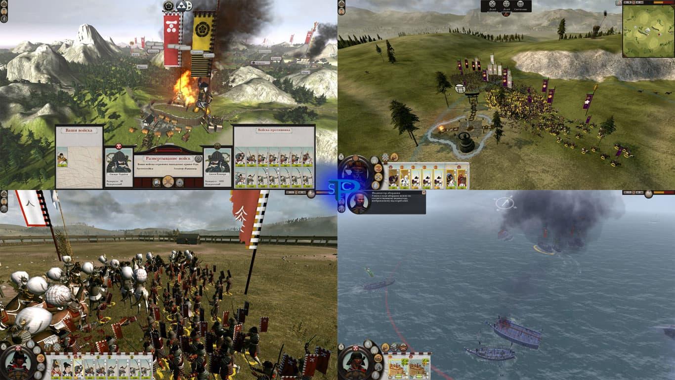 دانلود بازی Total War: Shogun 2 برای کامپیوتر PC