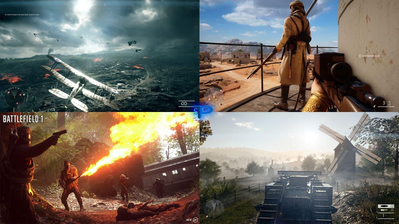 دانلود بازی Battlefield 1: Digital Deluxe Edition برای کامپیوتر pc