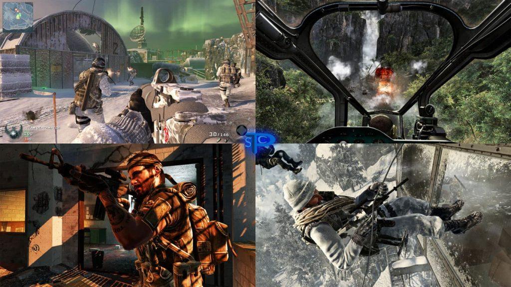 دانلود بازی Call of Duty: Black Ops برای کامپیوتر PC
