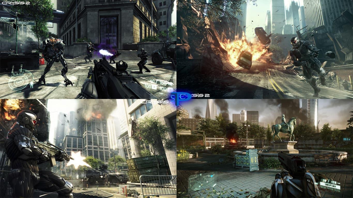 دانلود بازی Crysis 2 Maximum Edition برای کامپیوتر PC
