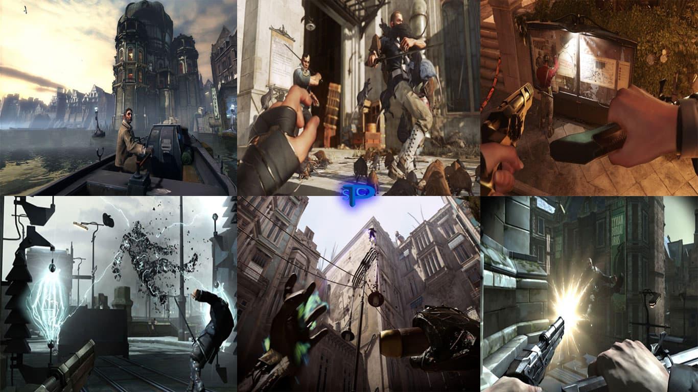 دانلود بازی Dishonored: Complete Collection برای کامپیوتر PC