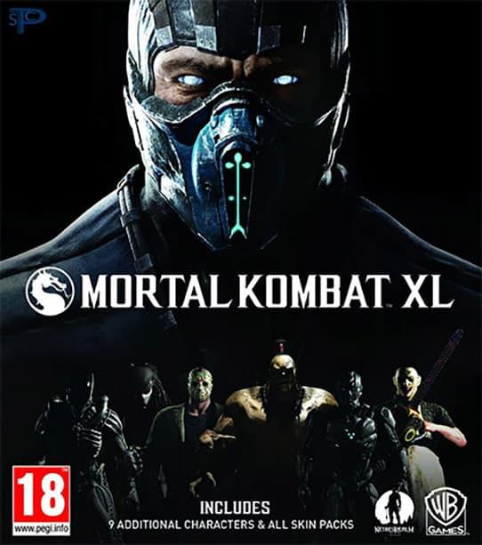 دانلود بازی مورتال کمبت Mortal Kombat XL برای کامپیوتر