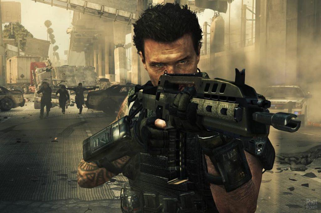 دانلود بازی Call of Duty: Black Ops 2 برای کامپیوتر PC