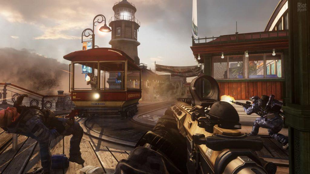 دانلود بازی Call of Duty: Ghosts برای کامپیوتر PC