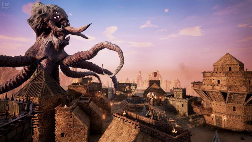 دانلود بازی Conan Exiles برای کامپیوتر PC