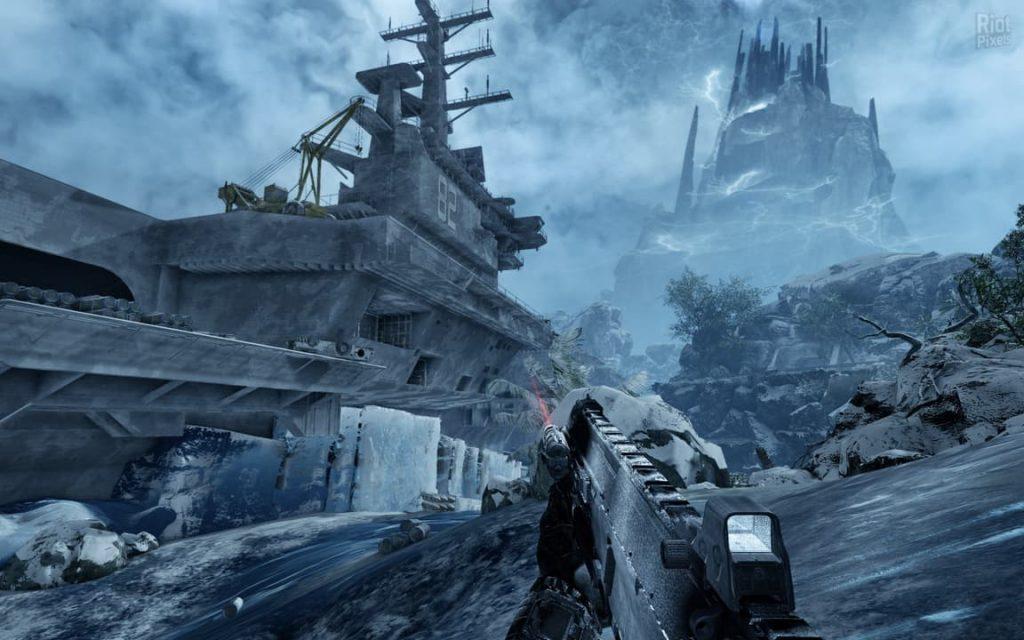 دانلود بازی Crysis: Warhead برای کامپیوتر PC