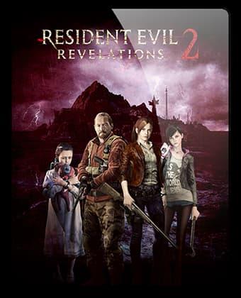 دانلود بازی Resident Evil: Revelations 2 برای کامپیوتر PC