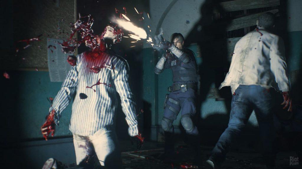 دانلود بازی Resident Evil 2 برای کامپیوتر PC