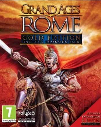 دانلود بازی Grand Ages ROME - Gold Edition برای کامپیوتر PC