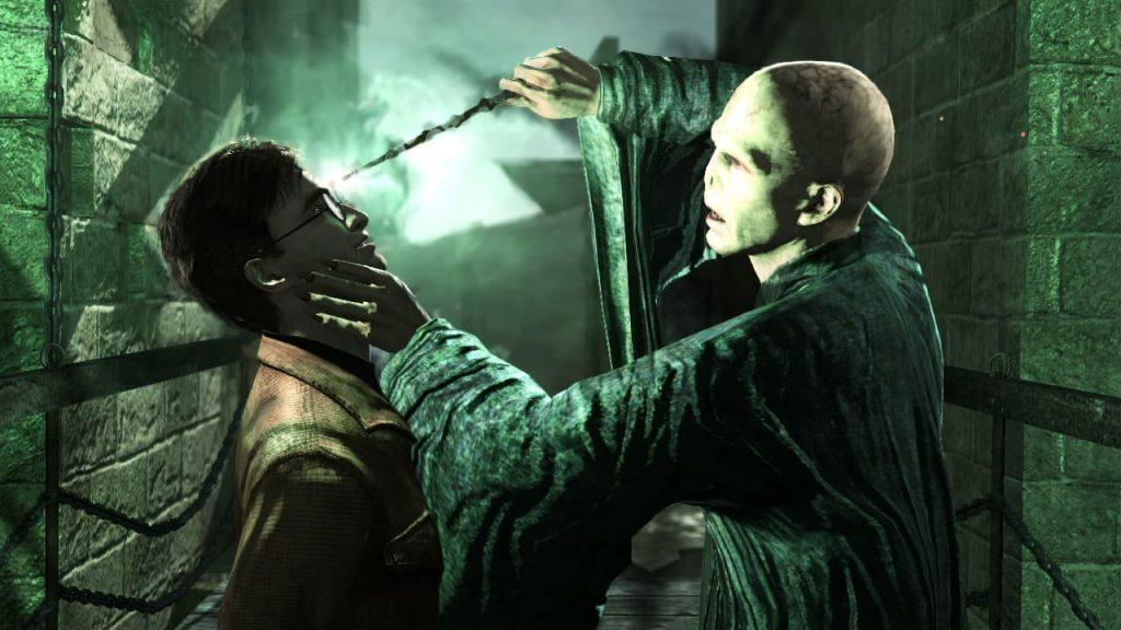 دانلود بازی Harry Potter and the Deathly Hallows part 2 برای کامپیوتر PC