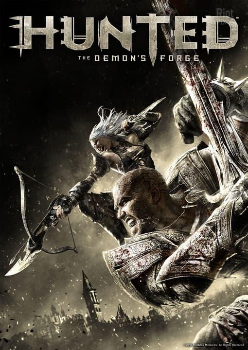 دانلود بازی Hunted the Demon's Forge برای کامپیوتر PC