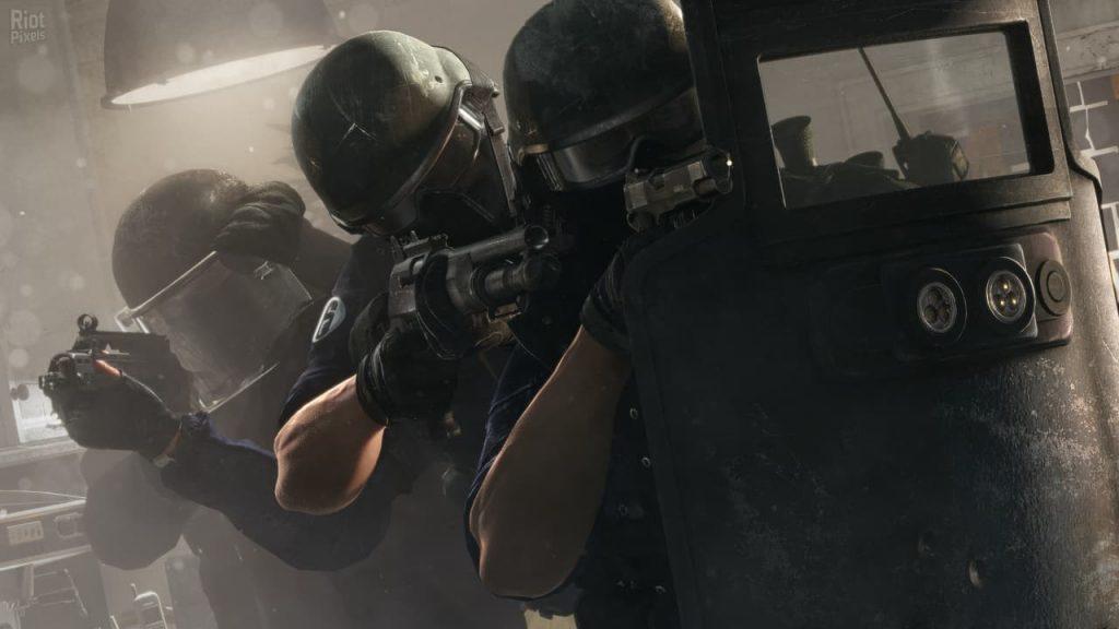 دانلود بازی Tom Clancy's Rainbow Six: Siege برای کامپیوتر PC