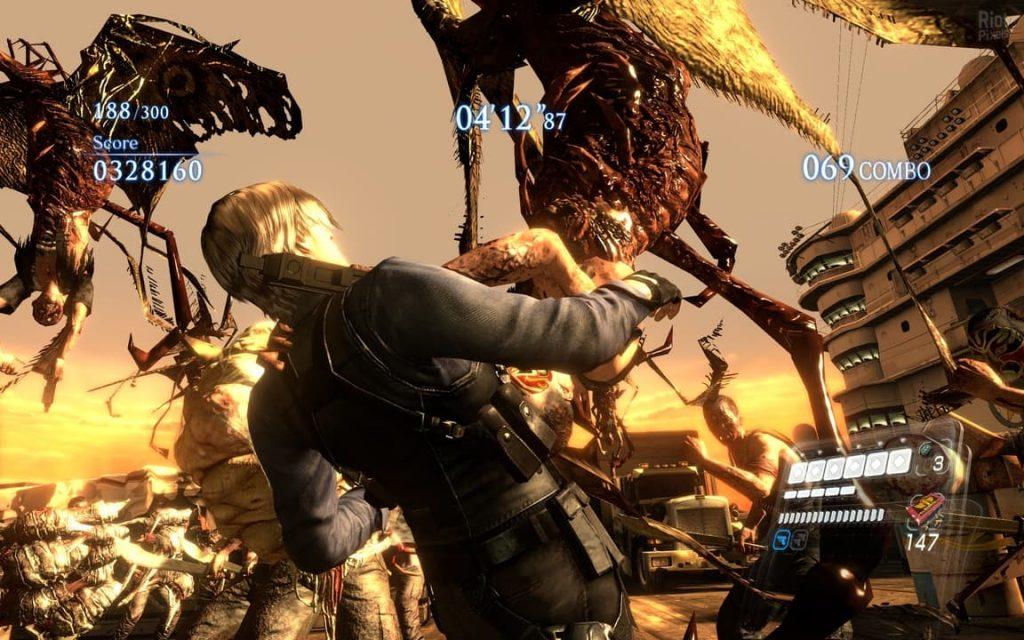 دانلود بازی رزیدنت اویل Resident Evil 6 برای کامپیوتر PC