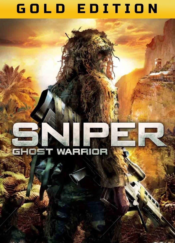 دانلود بازی Sniper Ghost Warrior 1 - Gold Edition برای کامپیوتر PC