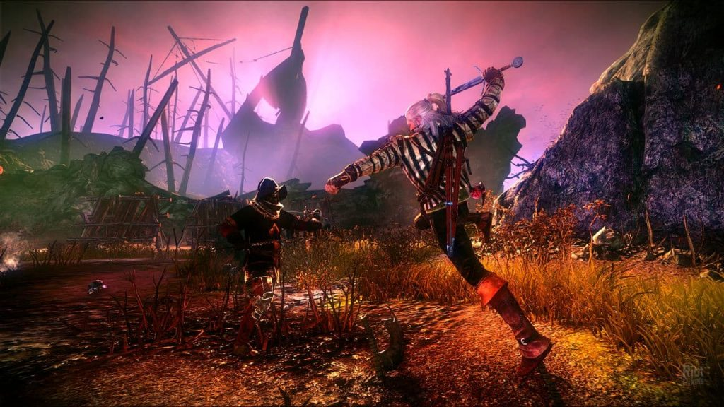 دانلود بازی The Witcher 2: Assassins of Kings برای کامپیوتر PC