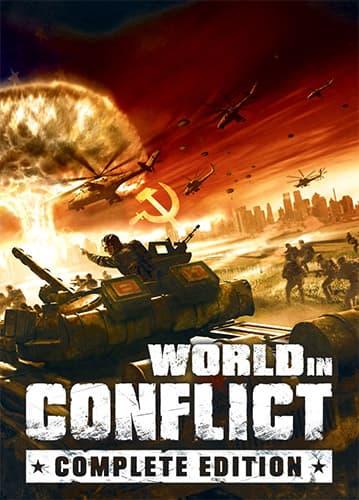 دانلود بازی World in Conflict برای کامپیوتر PC