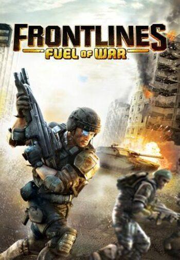 دانلود بازی Frontlines Fuel of War برای کامپیوتر PC