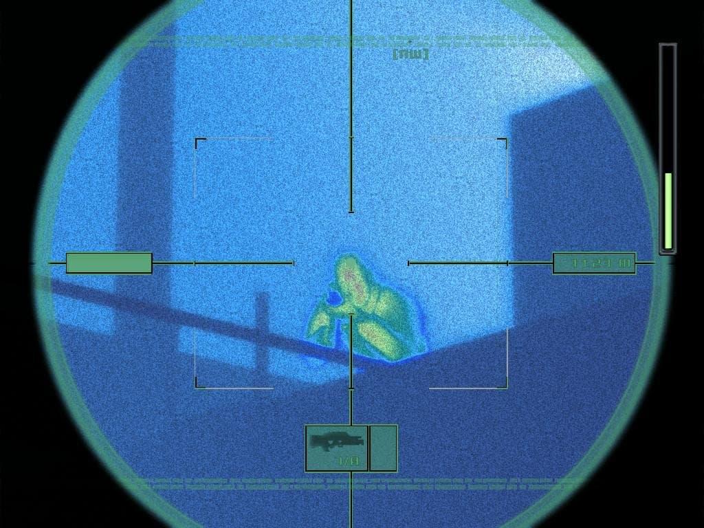 دانلود بازی Splinter Cell 1 برای کامپیوتر PC
