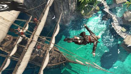 دانلود بازی Assassin's Creed IV: Black Flag برای کامپیوتر PC
