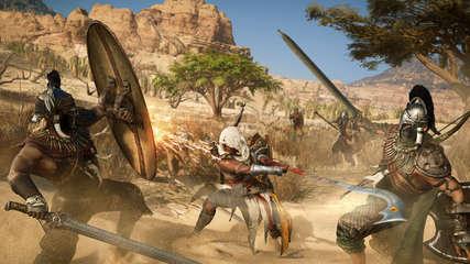 دانلود بازی Assassin's Creed: Origins برای کامپیوتر PC