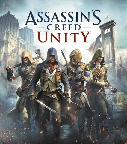 دانلود بازی Assassin's Creed: Unity برای کامپیوتر PC