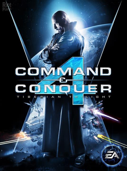 دانلود بازی Command & Conquer 4: Tiberian Twilight برای کامپیوتر PC