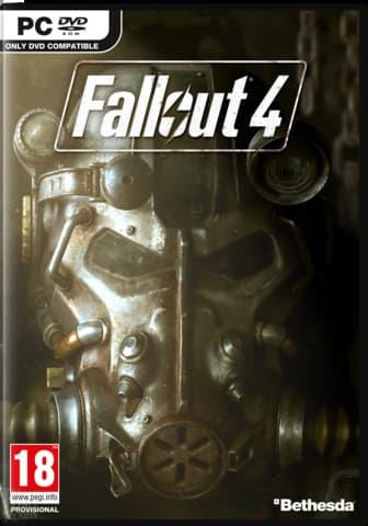 دانلود بازی Fallout 4 برای کامپیوتر PC