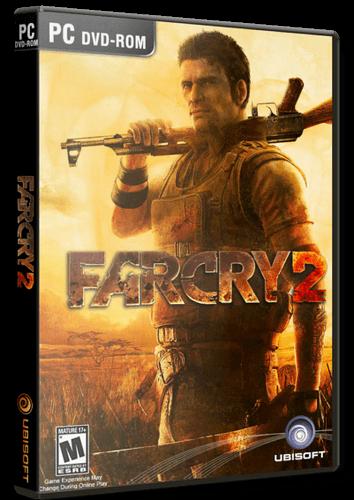 دانلود بازی فارکرای Far Cry 2 برای کامپیوتر PC