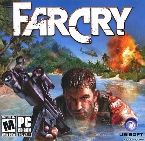 دانلود بازی فارکرای Far Cry 1 برای کامپیوتر PC