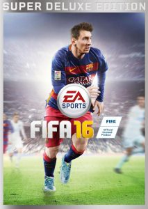 دانلود بازی فیفا FIFA 16 برای کامپیوتر PC