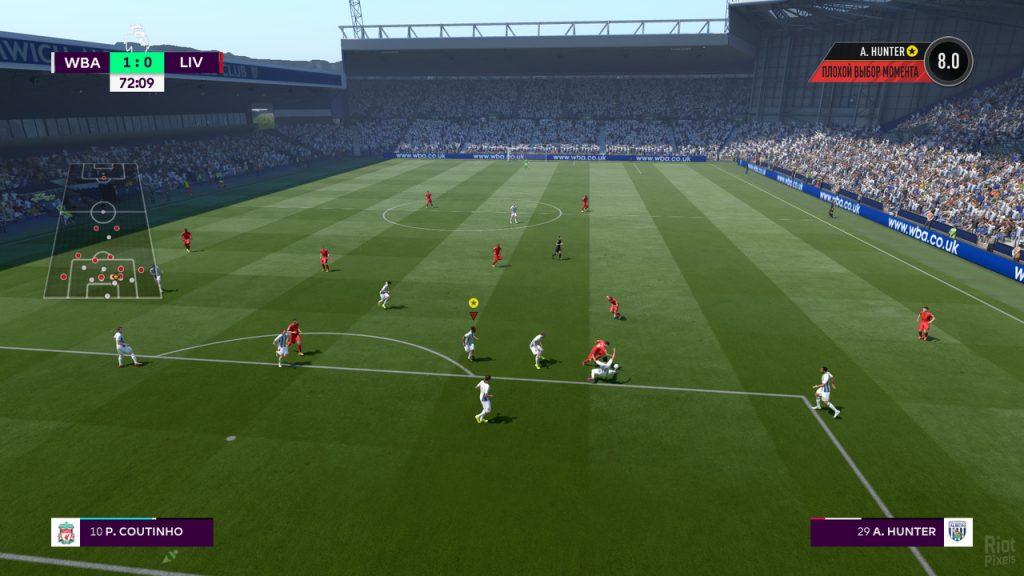 دانلود بازی فیفا FIFA 17 برای کامپیوتر PC