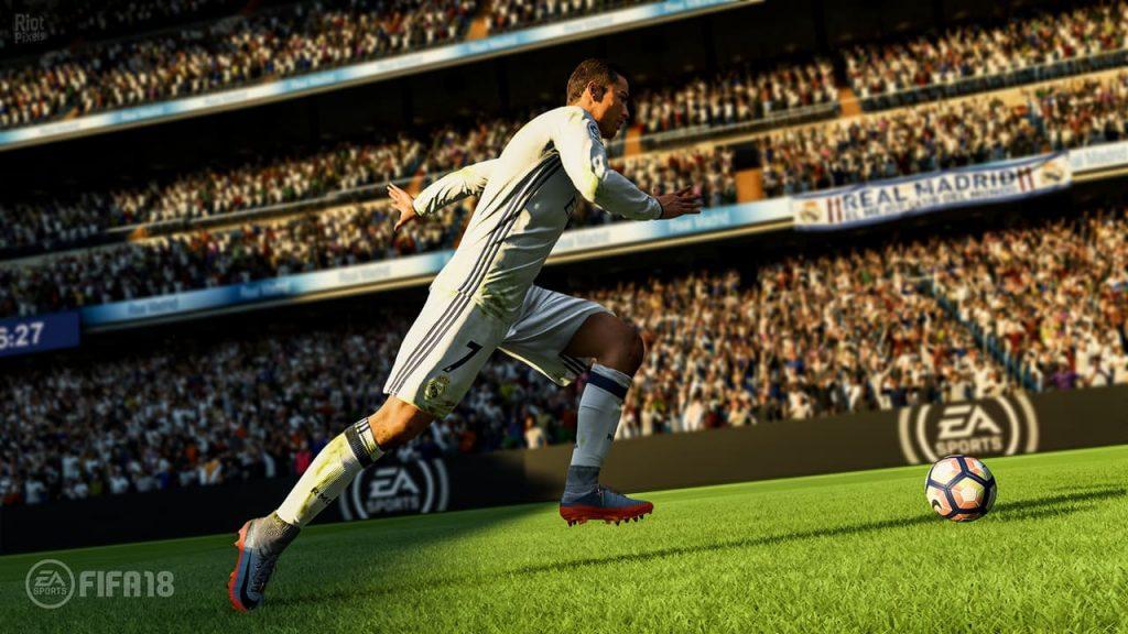 دانلود بازی فیفا FIFA 18 برای کامپیوتر PC