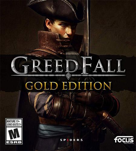 دانلود بازی GreedFall: Gold Edition برای کامپیوتر PC