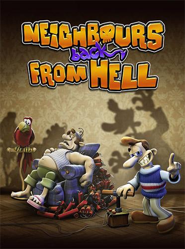 دانلود بازی Neighbours Back From Hell برای کامپیوتر PC