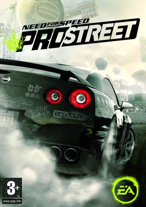 دانلود بازی Need For Speed: ProStreet برای کامپیوتر PC