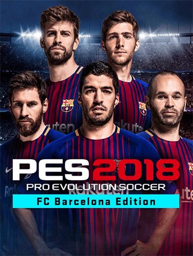 دانلود بازی Pro Evolution Soccer 2018 برای کامپیوتر PC