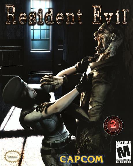 دانلود بازی Resident Evil HD Remaster برای کامپیوتر PC
