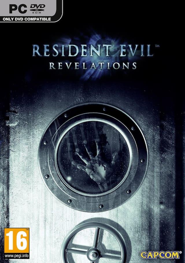 دانلود بازی Resident Evil: revelations برای کامپیوتر PC