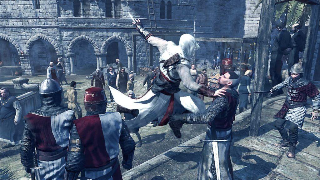 دانلود بازی Assassin's Creed 1: Director's Cut برای کامپیوتر PC