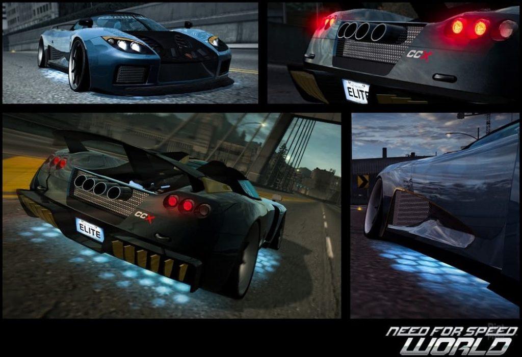 دانلود بازی Need For Speed: World برای کامپیوتر PC