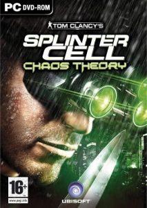 دانلود بازی Splinter Cell: Chaos Theory برای کامپیوتر PC