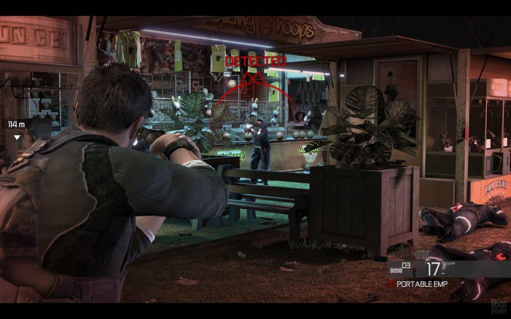 دانلود بازی Splinter Cell: Conviction برای کامپیوتر PC