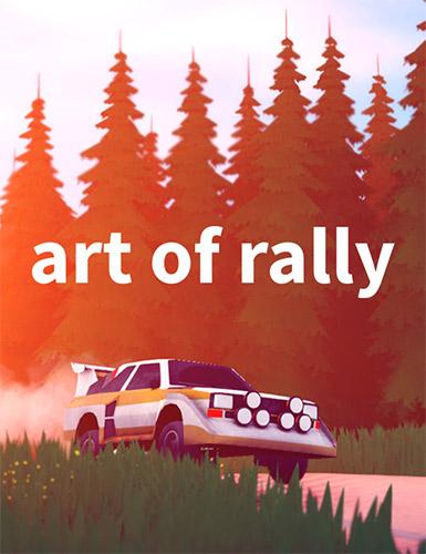 دانلود بازی Art of Rally برای کامپیوتر PC - هنر رالی