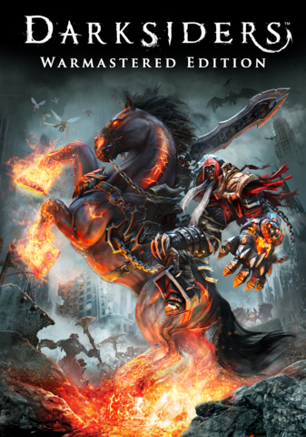 دانلود بازی Darksiders: Warmastered Edition برای کامپیوتر PC