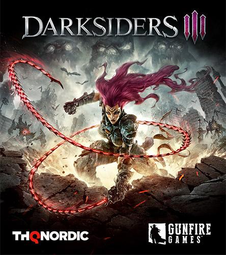 دانلود بازی Darksiders 3 برای کامپیوتر PC