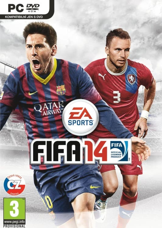 دانلود بازی فیفا FIFA 14 برای کامپیوتر PC