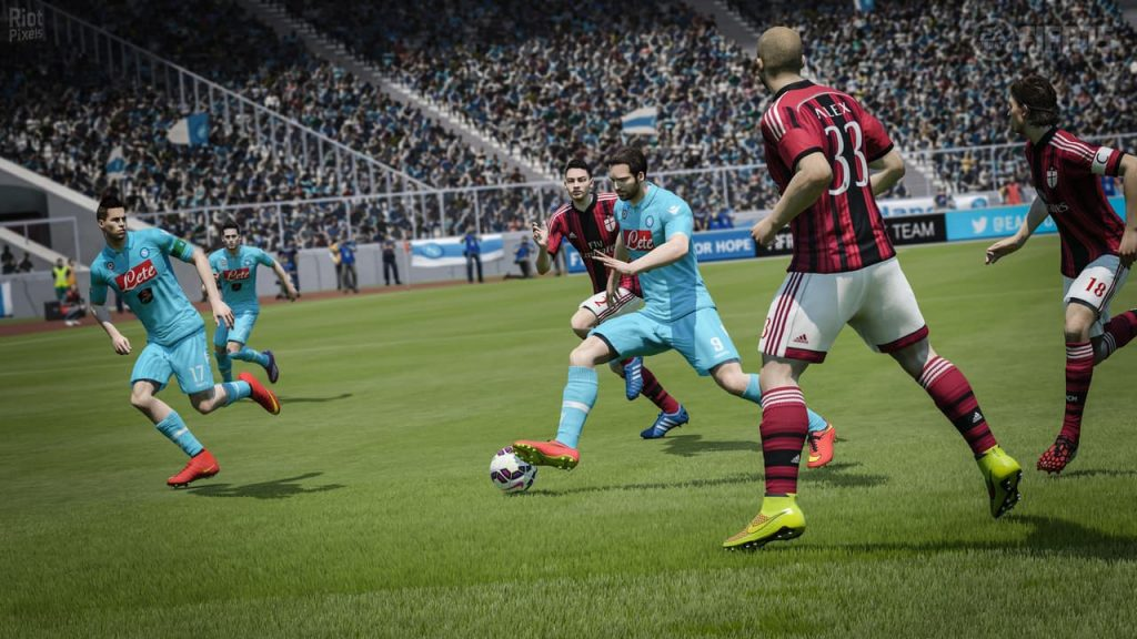 دانلود بازی فیفا FIFA 15: Ultimate Team Edition برای کامپیوتر PC