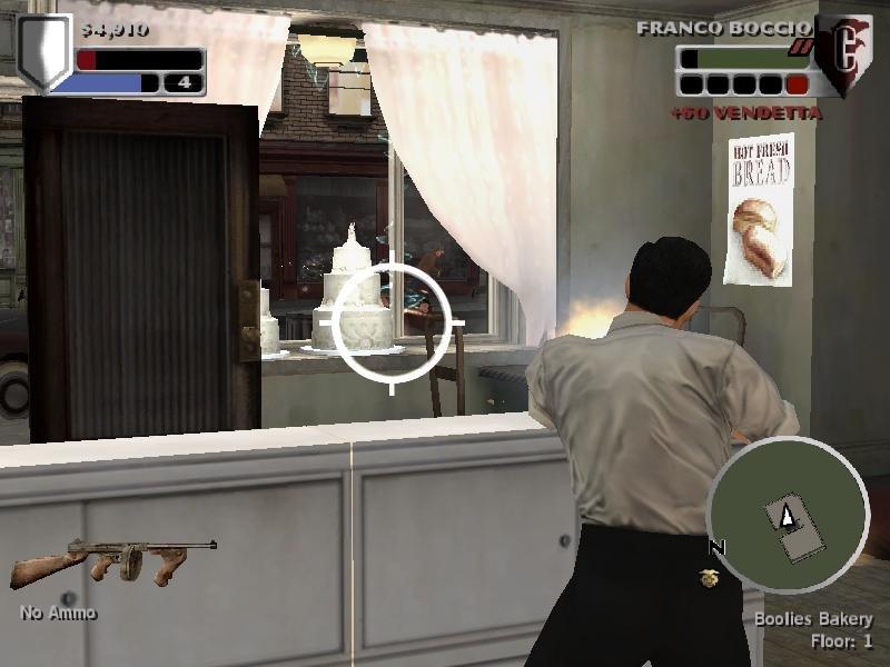 دانلود بازی The Godfather: The Game برای کامپیوتر PC - پدرخوانده