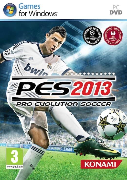 دانلود بازی Pro Evolution Soccer 2013 برای کامپیوتر PC - PES